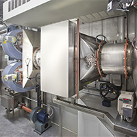 BSL-3 HVAC Mechanical Suite