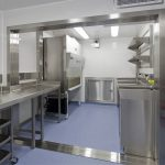Germfree BSL-3 Lab interior CT