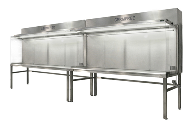 Germfree Custom Laminar Flow For BioPharmaceutical Processing