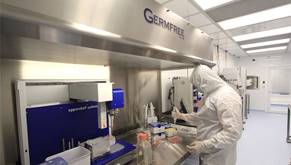 Germfree BioPharmaceutical Trailer