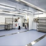 Germfree Biosafety Lab Interior Modular