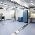 Germfree Biosafety Modular Lab Interior