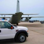 Germfree C-130 Capable Truck Lab