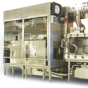 Germfree Class III Glovebox Test Chamber PP