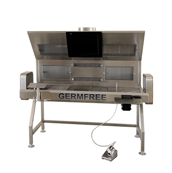 Germfree Downdraft_Table PP