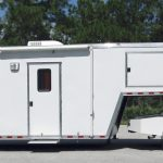 Germfree Exterior trailer Laboratory and truck