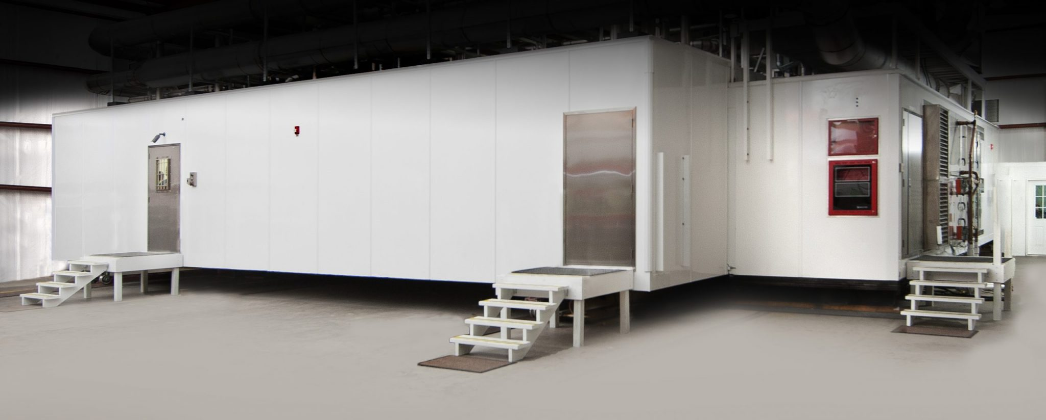 Germfree Modular Bio-containment Laboratory