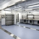 Germfree Modular Biosafety Lab Interior