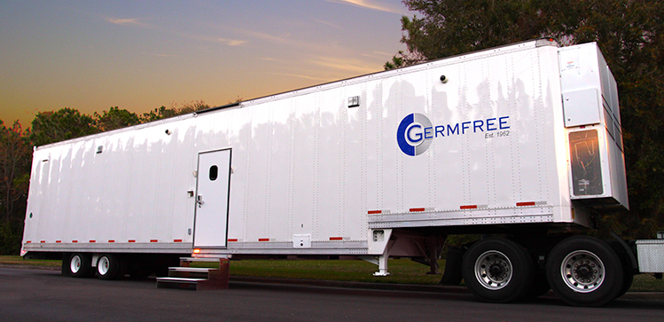 Germfree Rental Trailer Lab PP