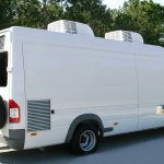 Germfree Sprinter Van Lab Exterior Gallery