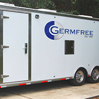 bioGO 24' BSL-2 Mobile Biocontainment Laboratory