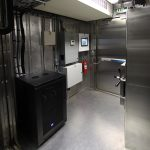 Modular Biosafety Lab Interior with Autoclave