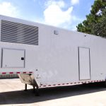Side View BSL-3 Trailer Lab – Exterior