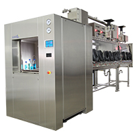 Integrated Autoclaves and Sterilizers